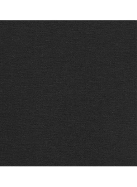 damesjurk zwart zwart - 1000007334 - HEMA
