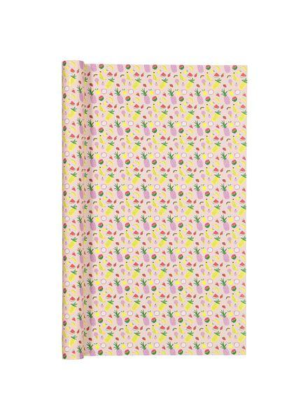 kaftpapier - fruit - 14501252 - HEMA