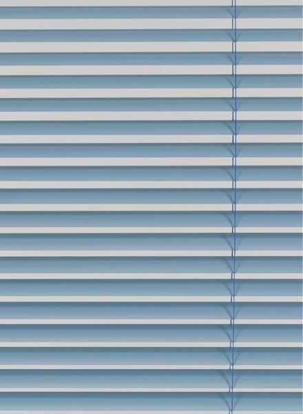 jaloezie aluminium zijdeglans 25 mm - 7420033 - HEMA