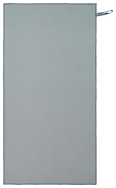 microvezelhanddoek 110x175 grijs - 5290061 - HEMA