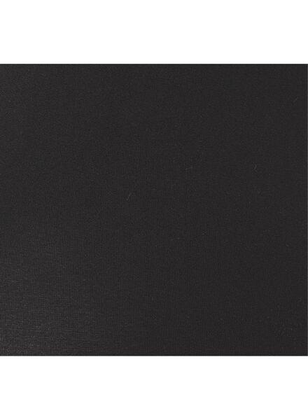 zwangerschapshemd zwart zwart - 1000009690 - HEMA