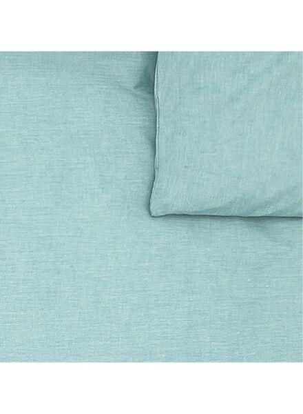 chambray dekbedovertrekset 140 x 200 cm - 5700065 - HEMA