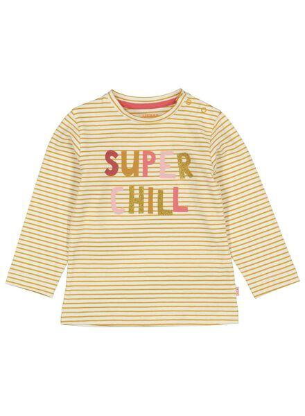 baby t-shirt gebroken wit gebroken wit - 1000015295 - HEMA