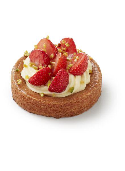aardbeien gebakje - 6310016 - HEMA
