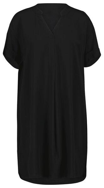 dames tuniek zwart - 1000024276 - HEMA