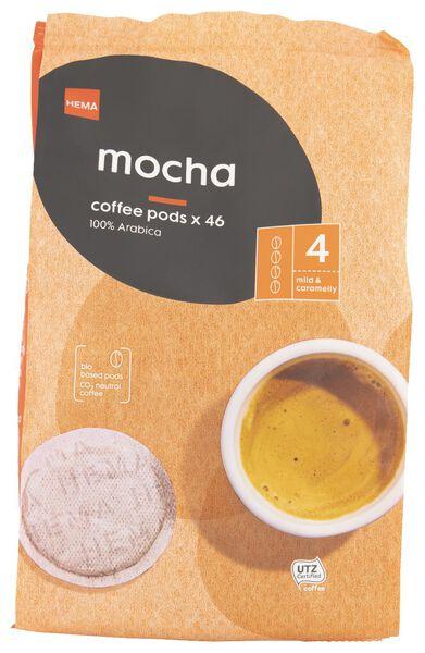 koffiepads mokka - 46 stuks - 17150003 - HEMA