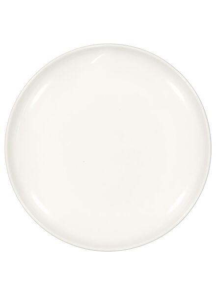ontbijtbord - 20 cm - Rome - new bone - wit - 9602043 - HEMA