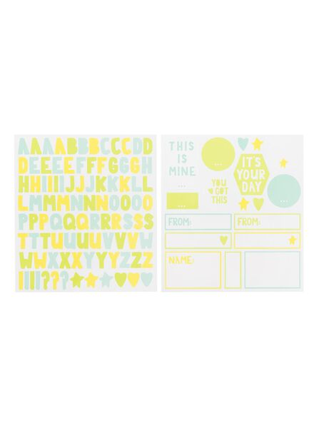stickers - 80630410 - HEMA