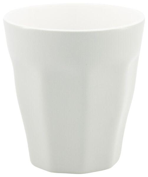 mok - 250 ml - Mirabeau mat - grijs - 9602206 - HEMA