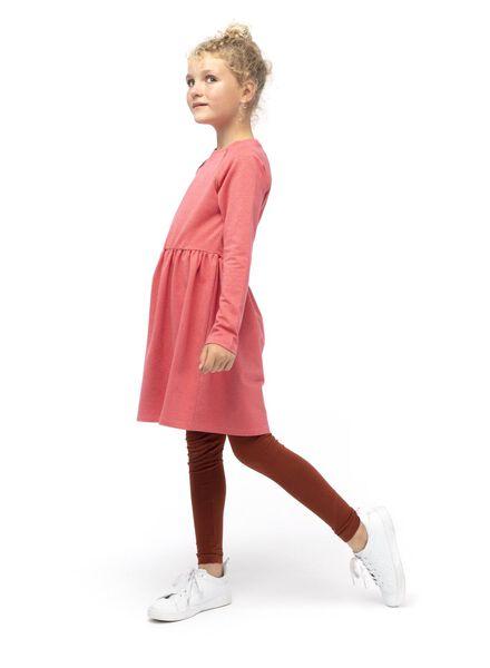 kinderjurk roze roze - 1000014700 - HEMA