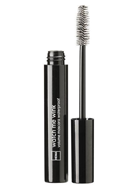volume mascara waterproof - 11210068 - HEMA