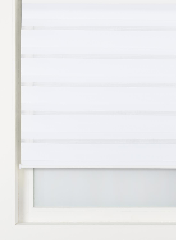 HEMA Duo Rolgordijn Uni Basic (blanc)