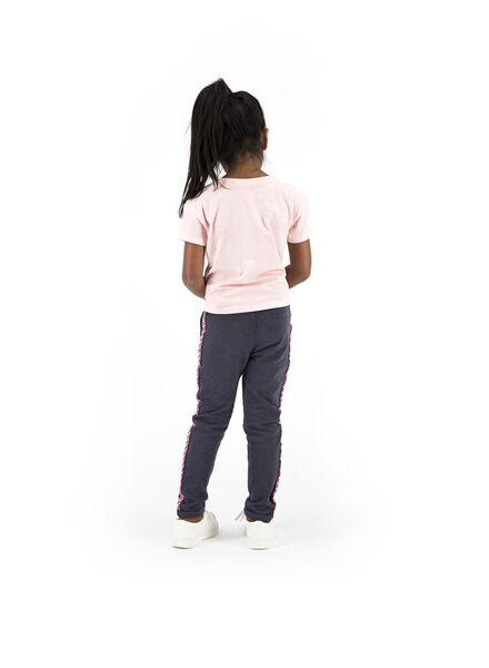 kinder t-shirt roze roze - 1000013541 - HEMA
