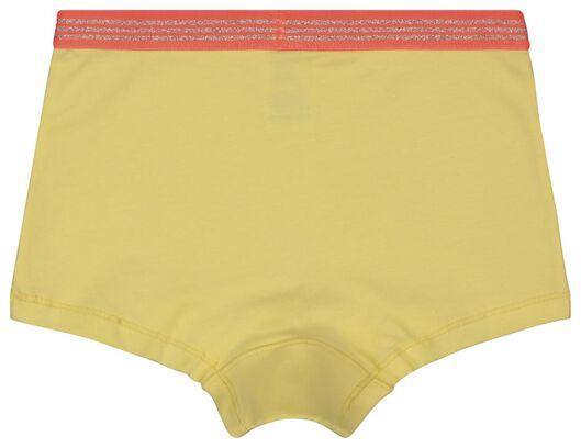 3-pak kinderboxers geel geel - 1000018075 - HEMA
