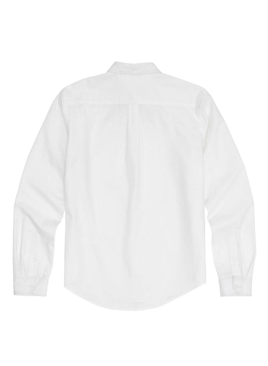 Wit Heren Overhemd.Heren Overhemd Wit Hema