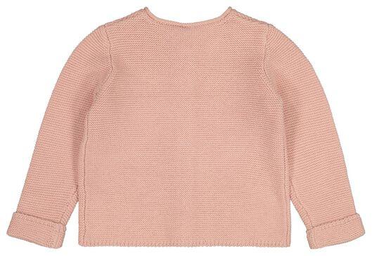 babyvest roze roze - 1000020158 - HEMA