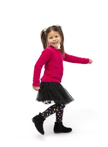 kindervest donkerroze donkerroze - 1000017214 - HEMA