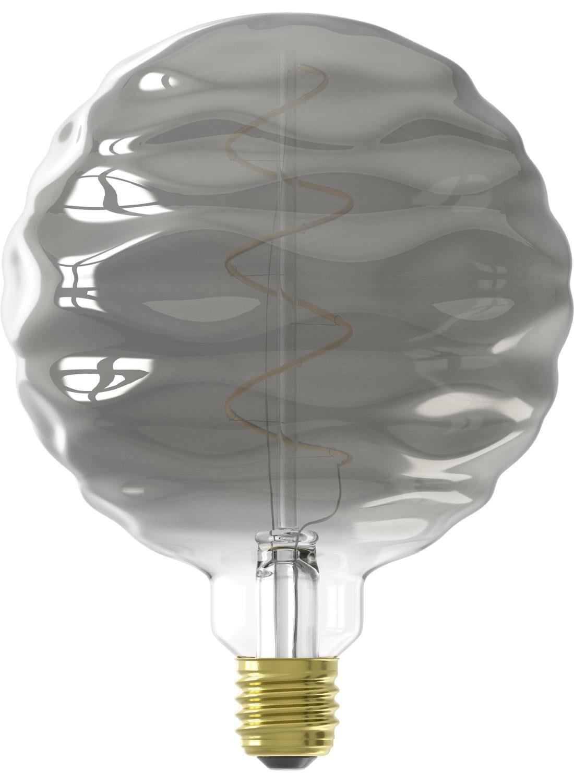 HEMA LED Lamp 4W – 100 Lm – Globe – Titanium (grijs)