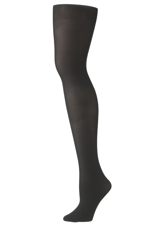 HEMA Recycled Panty Opaque 60 Denier Zwart (zwart)