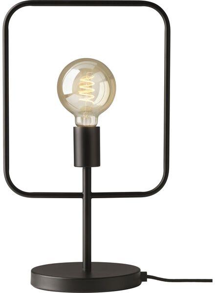 tafellamp zwart - 13192005 - HEMA