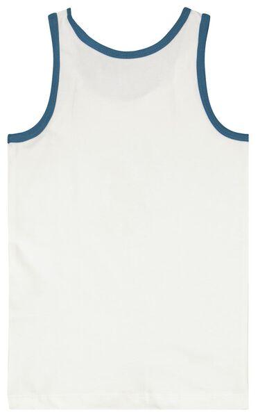 kinderhemden jungle - 2 stuks blauw blauw - 1000023777 - HEMA