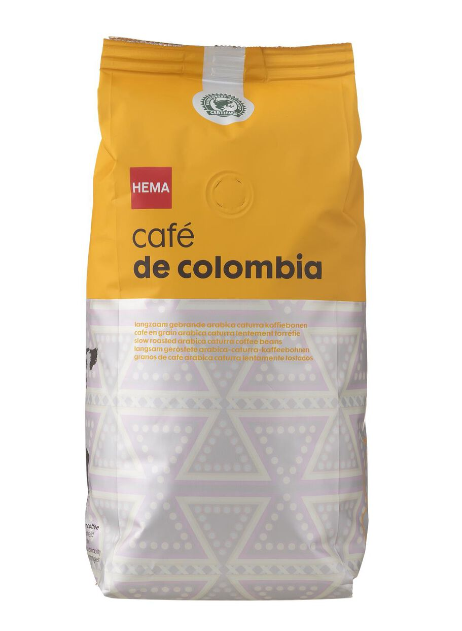 afbeeldingen koffiebonen colombia 500 gram 17100098 hema