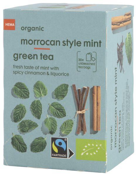 thee bio muntthee in Marokkaanse stijl 20 stuks - 17190008 - HEMA