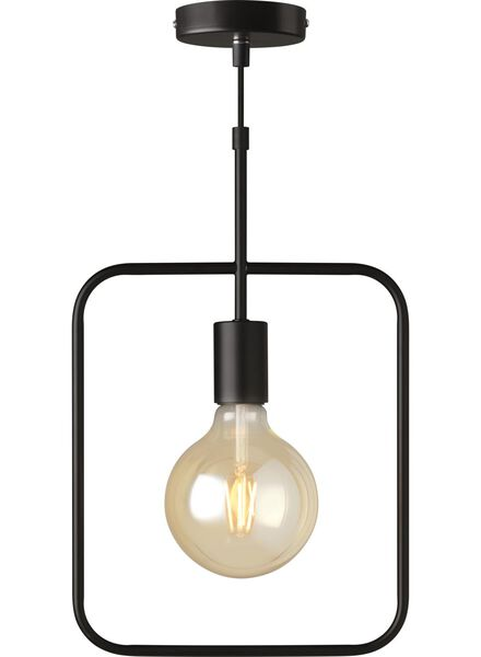 hanglamp zwart - 13192003 - HEMA