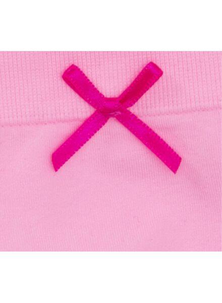 tiener boxer naadloos roze roze - 1000008541 - HEMA