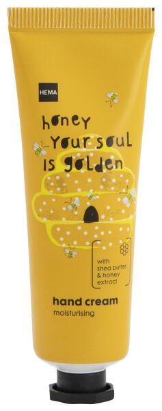 handcrème honey 30 ml - 11300104 - HEMA