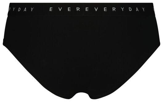 dameshipster zwart XL - 19625765 - HEMA