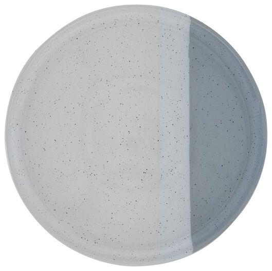 ontbijtbord - 20 cm - Cordoba - blauw - 9602124 - HEMA