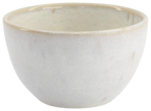schaal - 10 cm - Porto - reactief glazuur - wit - 9602236 - HEMA