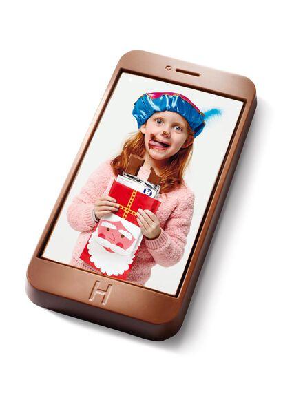 fotochocolade telefoon - 6380004 - HEMA