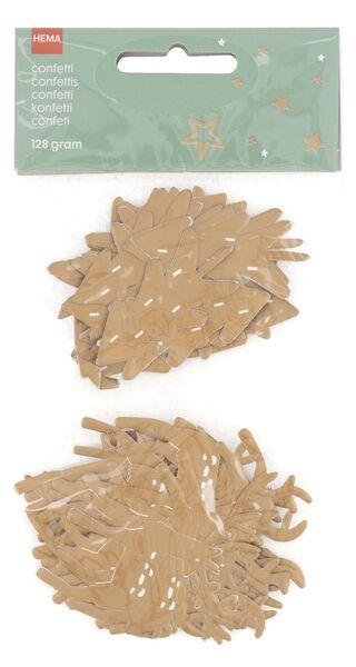 confetti kerst 128gram - 25300018 - HEMA