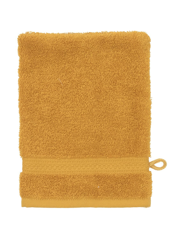 HEMA Washand - Zware Kwaliteit - Okergeel Uni (okergeel)