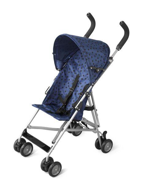 buggy max 15 kilo blauw - 33590991 - HEMA