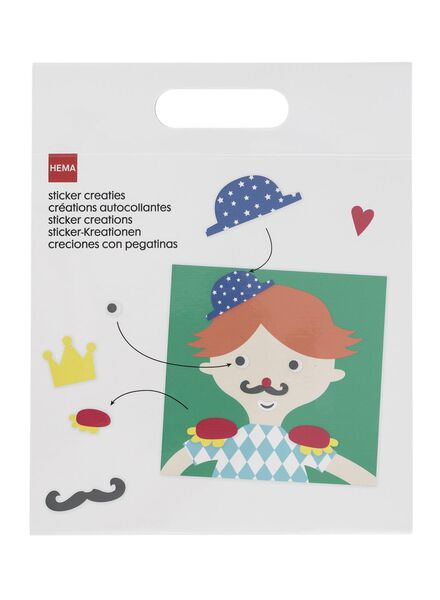 sticker creaties - 15920151 - HEMA