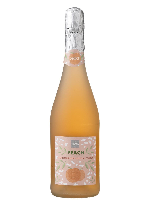 Wijncocktail Perzik