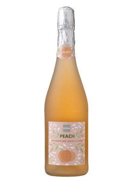 wijncocktail perzik - 17394583 - HEMA