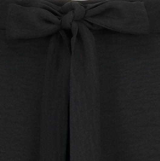 damesbroek zwart zwart - 1000019415 - HEMA
