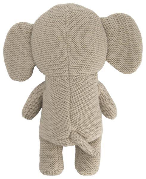 baby knuffel olifant - 33500001 - HEMA