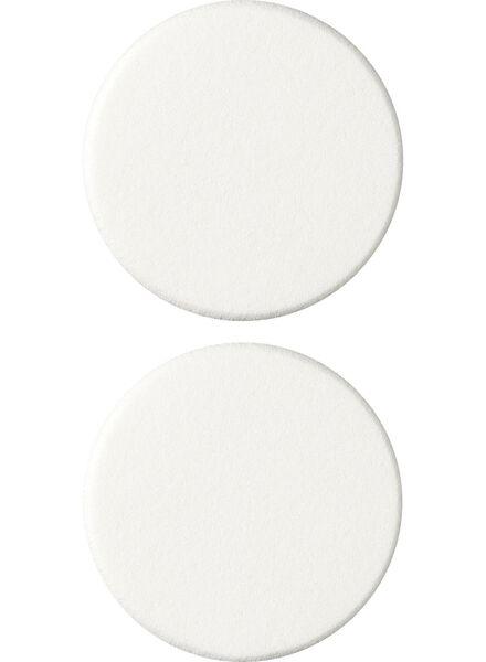 make-up sponges (2pcs) - 11200429 - HEMA