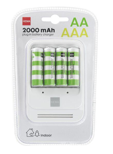 batterijlader - 41290279 - HEMA