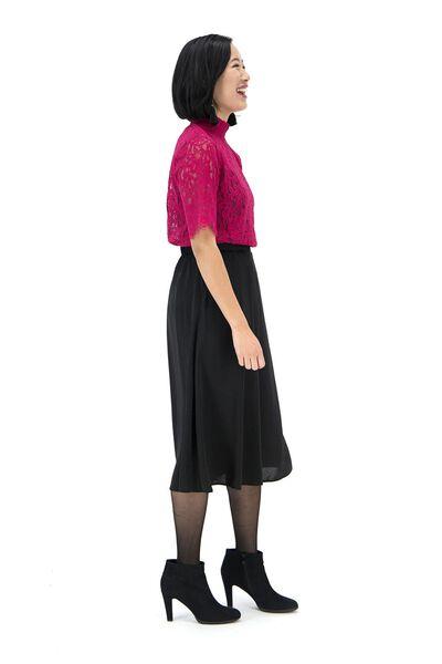 dames top donkerroze donkerroze - 1000017432 - HEMA