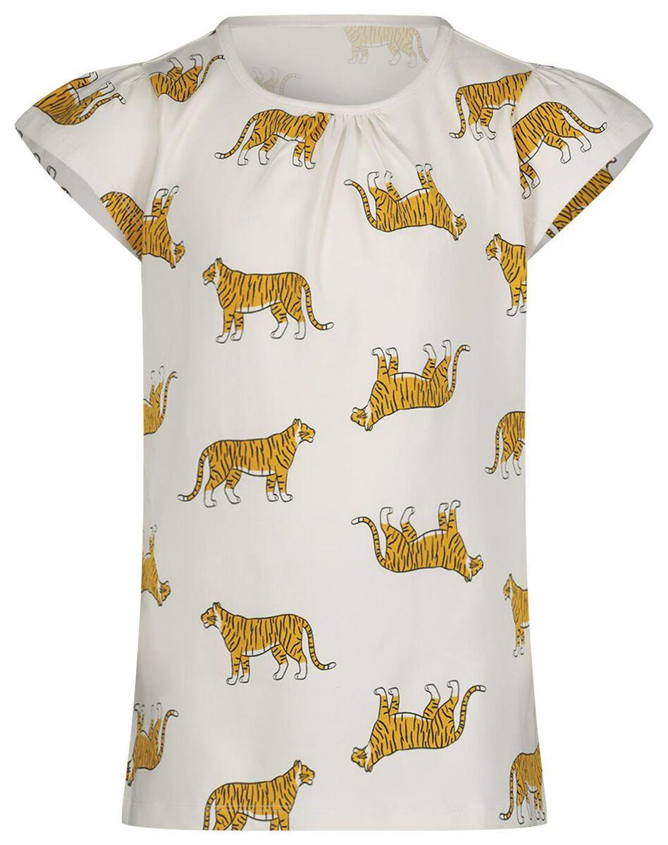 Shirts uit de Hema meisjeskleding zomer collectie