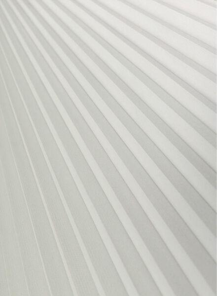 plissé dubbel lichtdoorlatend blokje 25mm - 7430067 - HEMA
