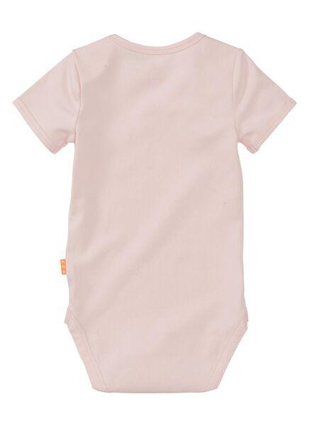baby romper roze roze - 1000005351 - HEMA