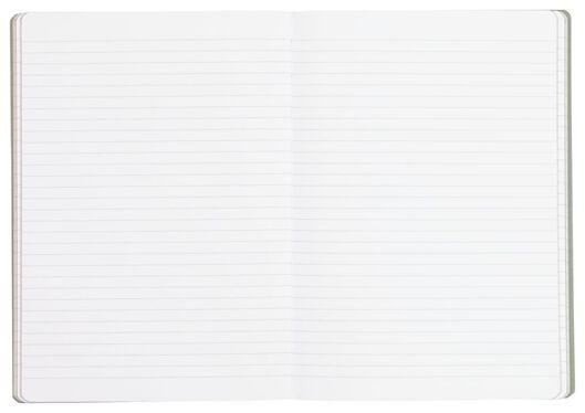 notitieboek gelinieerd A5 good things - 14126685 - HEMA