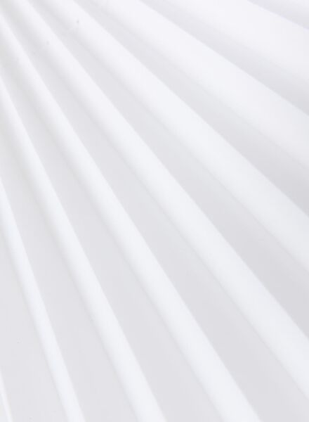 plisségordijn uni lichtdoorlatend 20 mm - 7430021 - HEMA